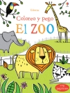Zoo, El. Coloreo y pego