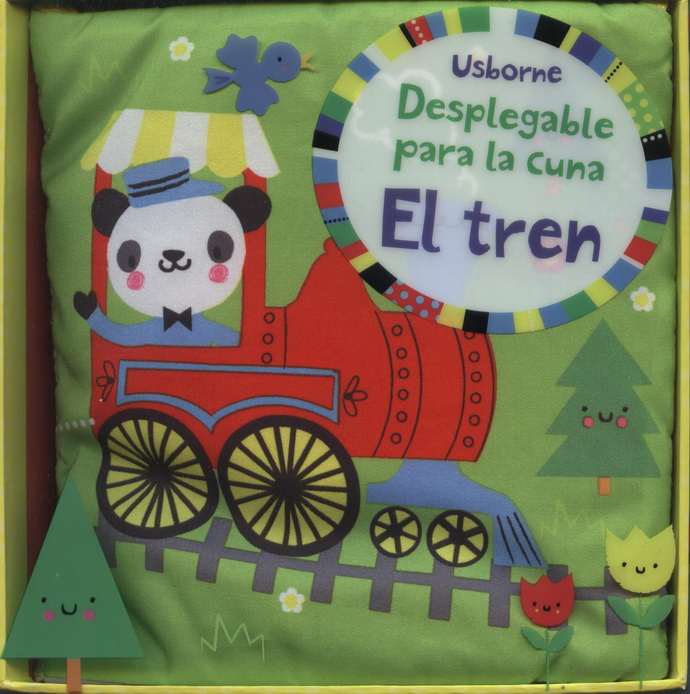 Tren, El (Libro desplegable)